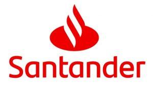 Logo santander Geld Lenen Online